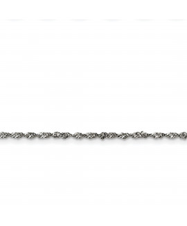 Stainless Steel 2.0mm 18in Singapore Chain