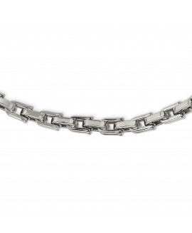 Stainless Steel Polished 20in Necklace