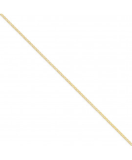 14k 1.5mm Anchor Link Chain