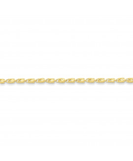 10k 3.5mm Marquise Chain