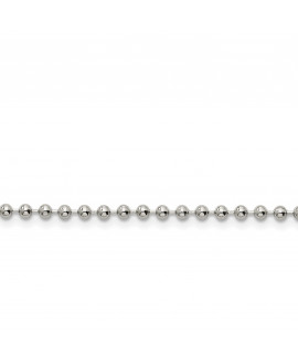 Stainless Steel 3.0mm 18in Ball Chain