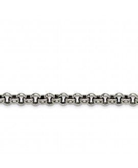 Stainless Steel 8mm Rolo Chain